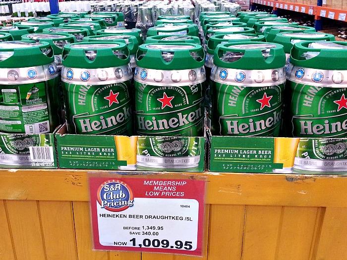 SnR Heineken Draught Keg 5L Sale
