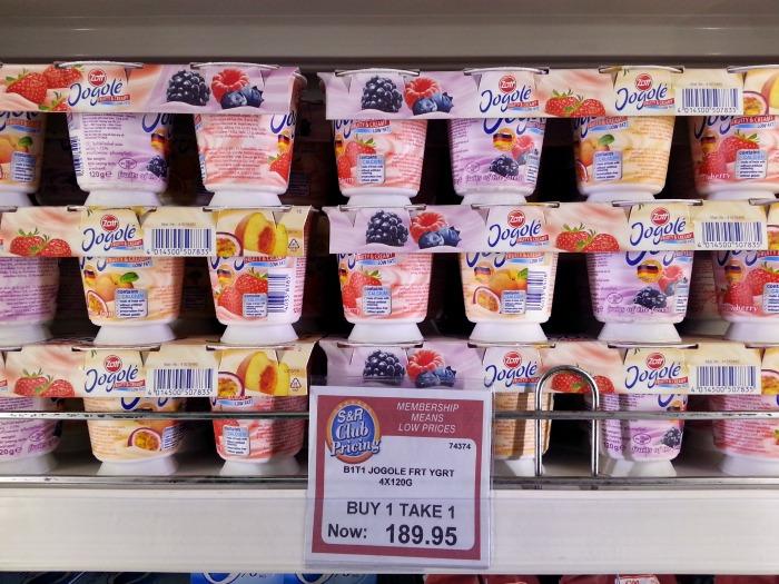 SnR Joogle Yogurt Buy 1 Take 1