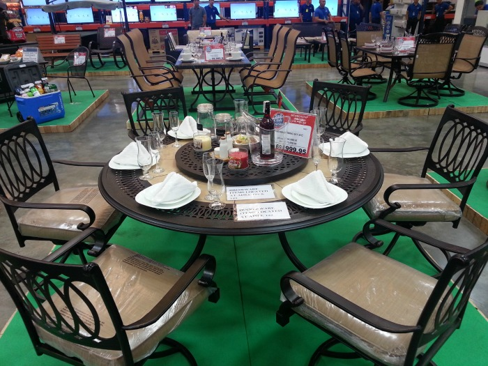 SnR Outdoor Furniture Madison Set