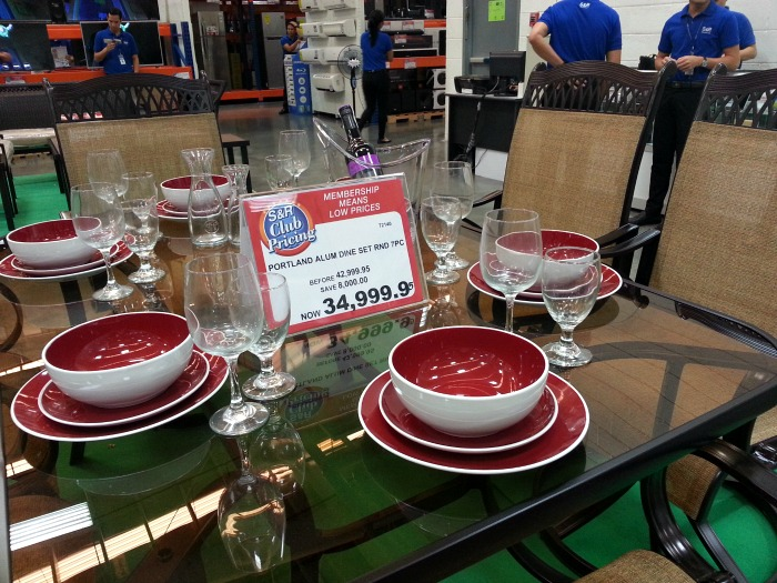 SnR Outdoor Furniture Portland Dining Set Price