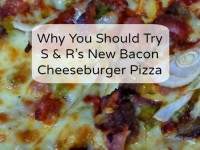 SnR Pizza Bacon Cheeseburger Pizza Featured Image