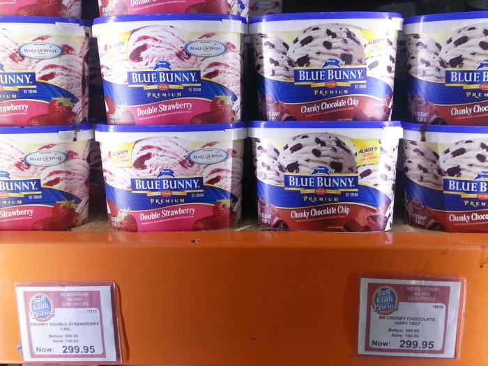 SnR Premium Blue Bunny Ice Cream
