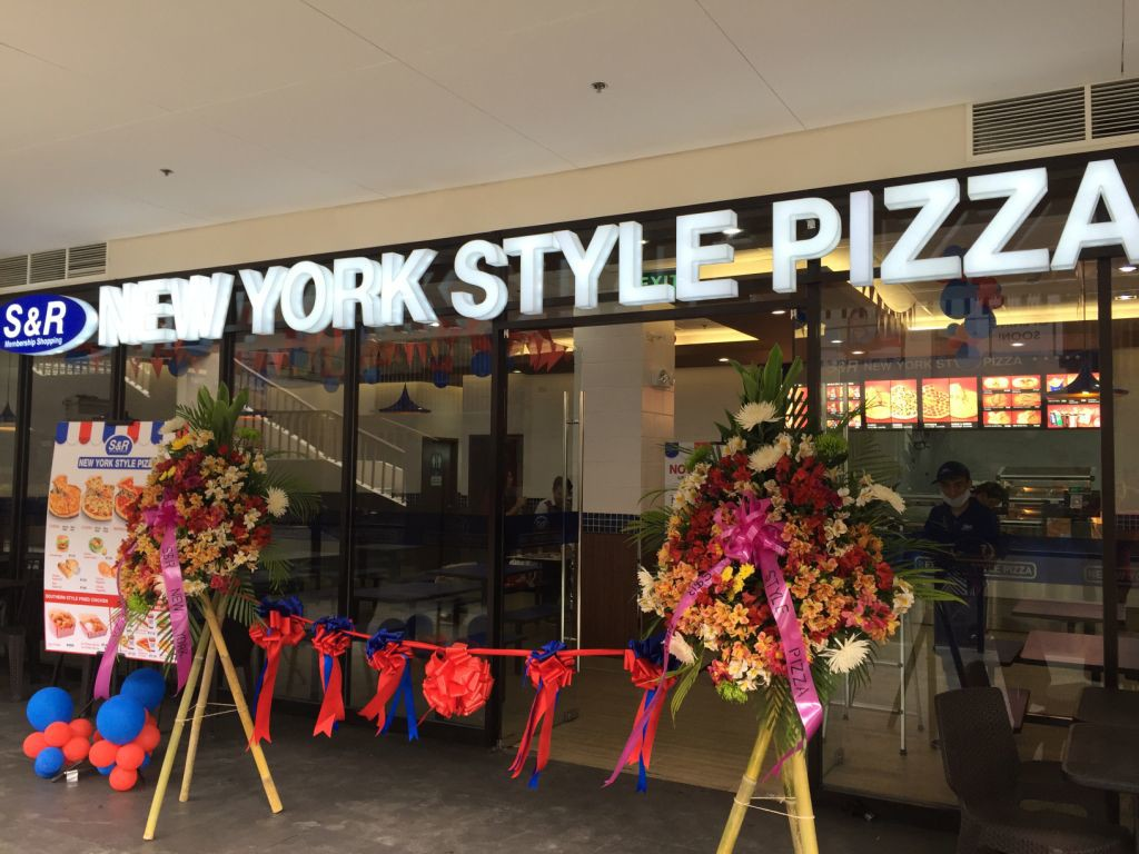 SnR Tagaytay Ayala Mall Serin Opening