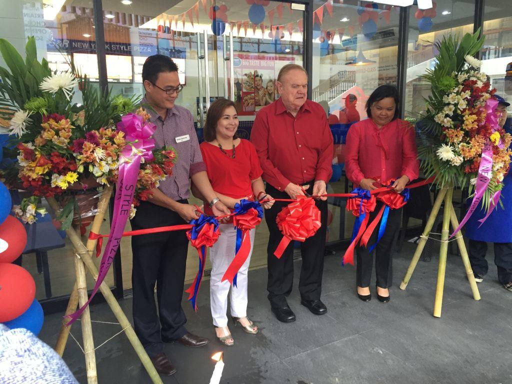 SnR Tagaytay Ayala Mall Serin Ribbon Cutting