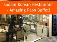 Sodam Korean BBQ Restaurant Featured Image