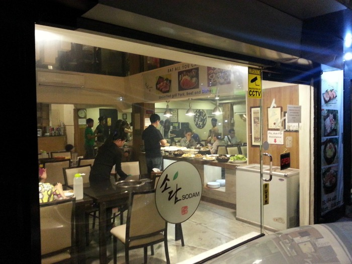 Sodam Korean BBQ Restaurant