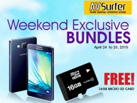 AV Surfer Weekend Exclusive bundles Featured Image