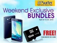 AV Surfer Weekend Exclusive bundles Featured Image
