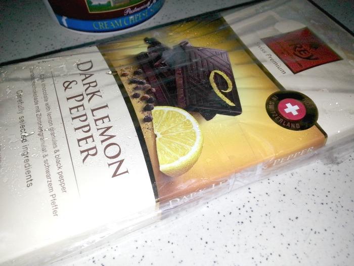 Easy Tiramisu Recipe Cream Cheese Frey Dark Lemon Pepper Chocolate