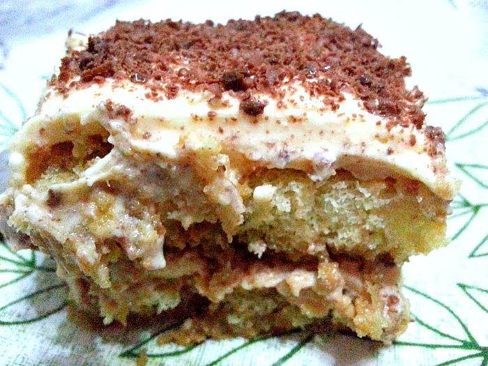 Easy Tiramisu Recipe Cream Cheese Slice