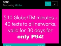 Gosakto Tips Tricks 510 minutes Globe Calls 30 days Featured Image