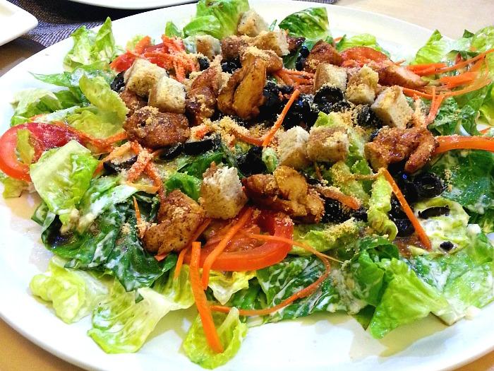 Healthy Day Grilled Chicken Salad