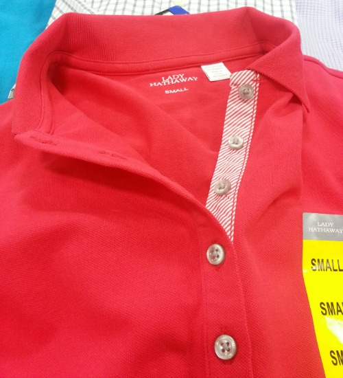 SnR April 24 Lady Hathaway Shirts Detailing