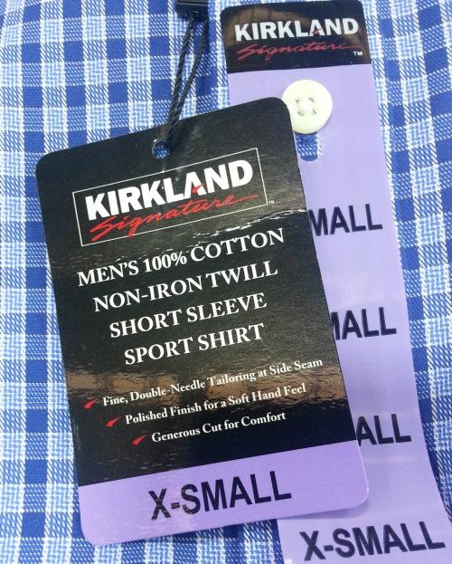 SnR April 24 Mens Shirt Label