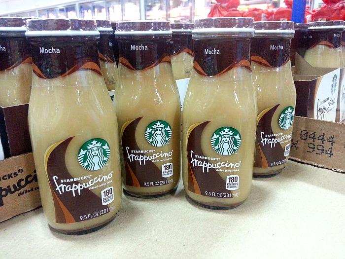 SnR April 24 Starbucks Mocha Frappuccino