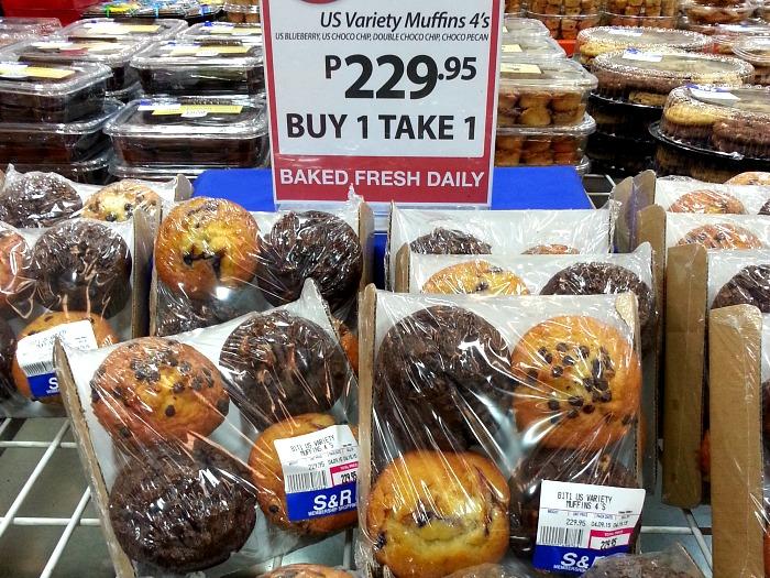 SnR Muffins Buy 1 Take 1