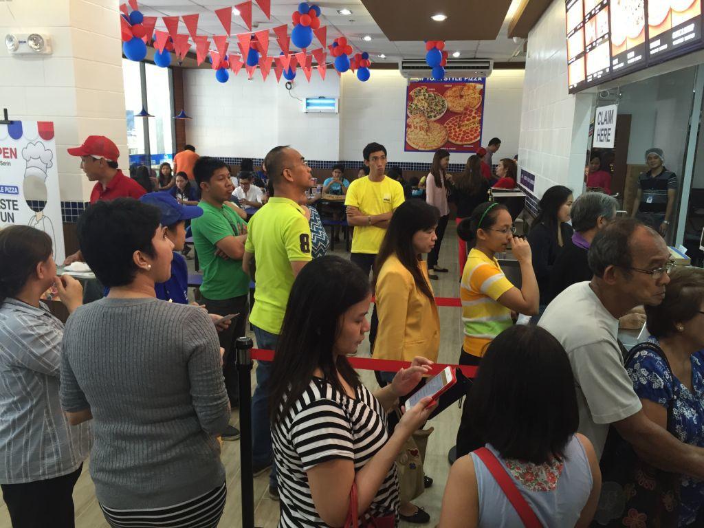 SnR Tagaytay Ayala Mall Serin Inside