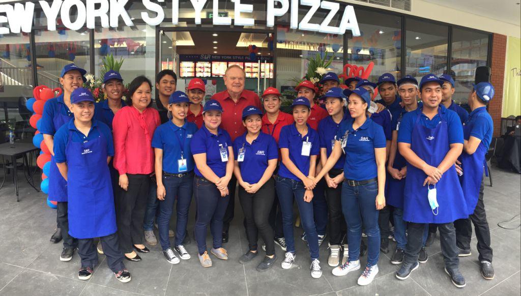 SnR Tagaytay Ayala Mall Serin Team