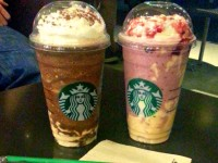 Starbucks New Flavors Summer Berry Panna Cotta Dark Mocha Panna Cotta Review