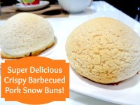 Tuan Tuan Chinese Brasserie Super Delicious Crispy Barbecued Pork Snow Buns