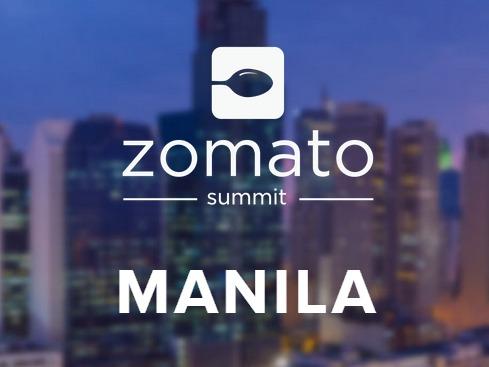 Zomato Restaurant Summit