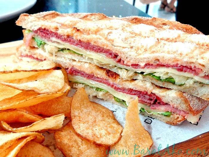 Dean And Deluca Reuben Sandwich