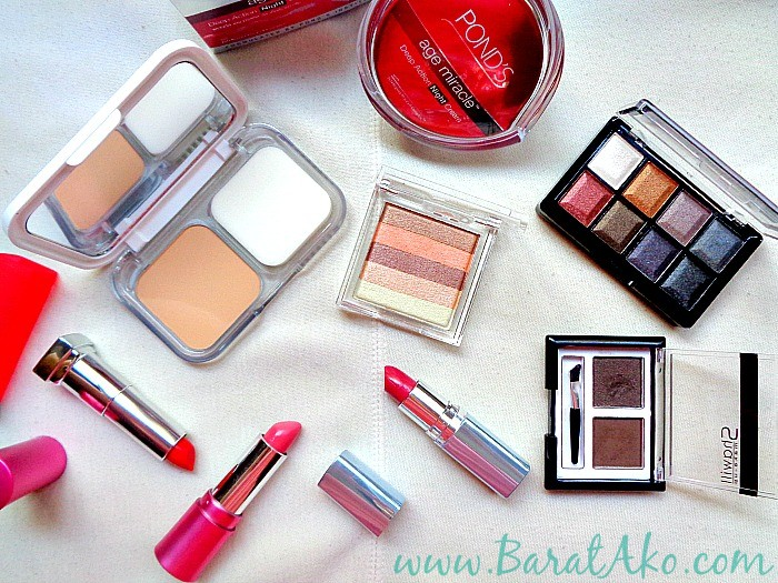 May Makeup Haul Maybelline In2it Shawill Ponds Pixy