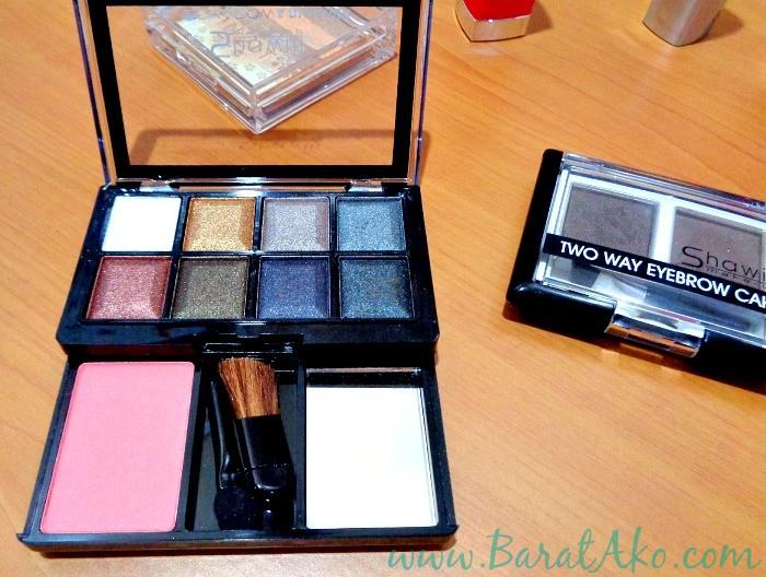 Shawill Eyeshadow with Blusher 004 Metallic