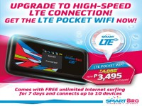 Smart Pocket Wifi Price Drop P3495
