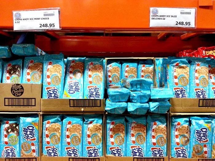 SnR May 12 Chips Ahoy Dulce de Leche Mint Chocolate Chip