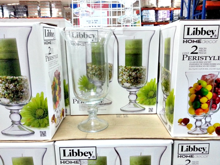 SnR May 12 Libbey Peristyle Candle Holder