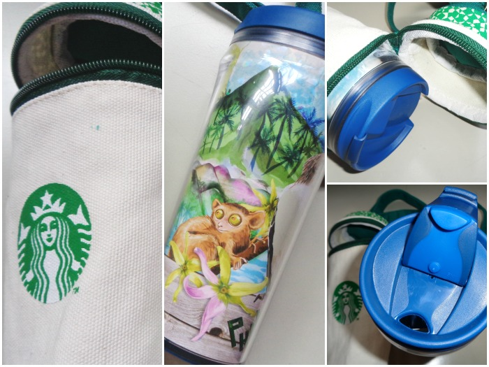 Starbucks Tumbler Zomato Giveaway Collage