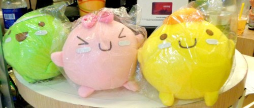 Tokyo Bubble Tea Mascot Plush Dolls