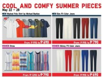 Uniqlo May 22 to 28 Cool and Comfy Summer Pieces Sale Featured Image