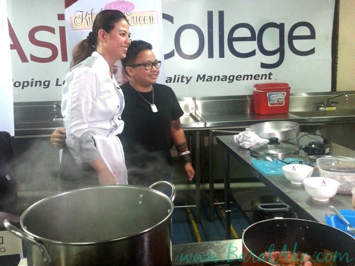 Chef Liza Dino Seguerra Kitchen Queen Adobo in a Jar Aiza