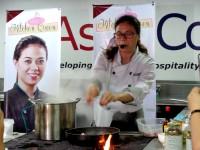 Chef Liza Dino Seguerra Kitchen Queen Adobo in a Jar Cooking Squid Adobo