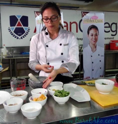 Chef Liza Dino Seguerra Kitchen Queen Adobo in a Jar Winter Vegetables