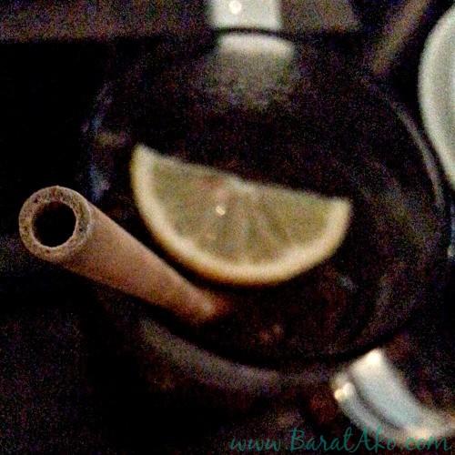 Corner Tree Cafe Bamboo Straw