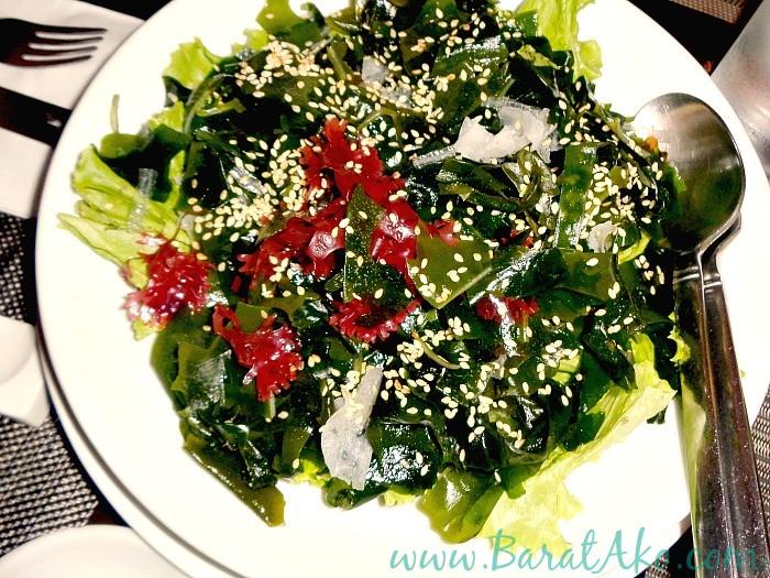 Corner Tree Cafe Japanese Seaweed Salad