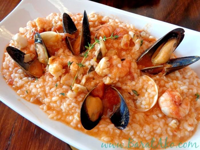 Frangos Portuguese Chicken Seafood Rice