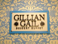 Gillian Gail Dessert Buffet