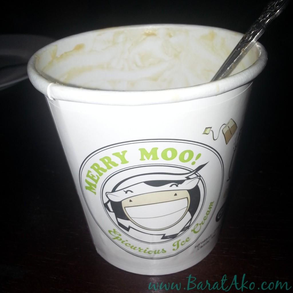 Merry Moo Ice Cream Sea Salt Caramel