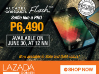 Lazada Philippines Alcatel OneTouch Flash Plus Sale P6,490