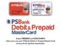 PSBank Swipe for a Treat Flyer