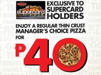 Shakeys Pizza P40 June 29 2015 Featured Image