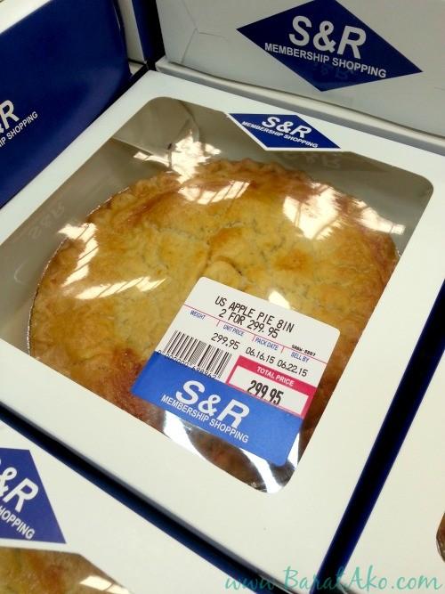 SnR June 16 Buy 1 Take 1 US Apple Pie Close Up