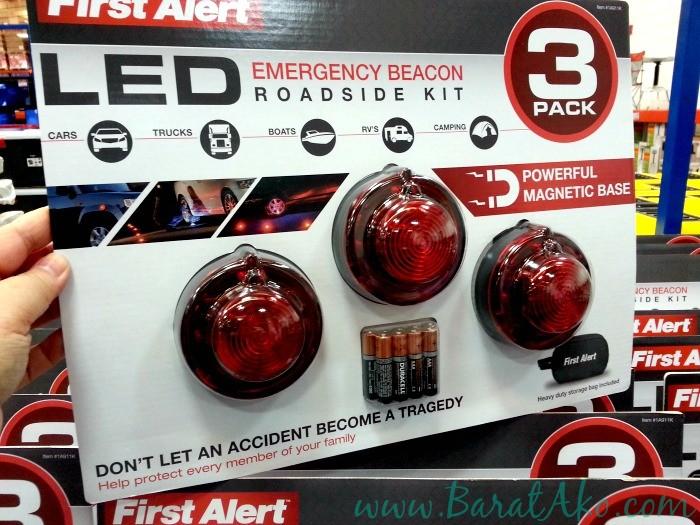 SnR June 3 Emergency Beacon Roadside Kit