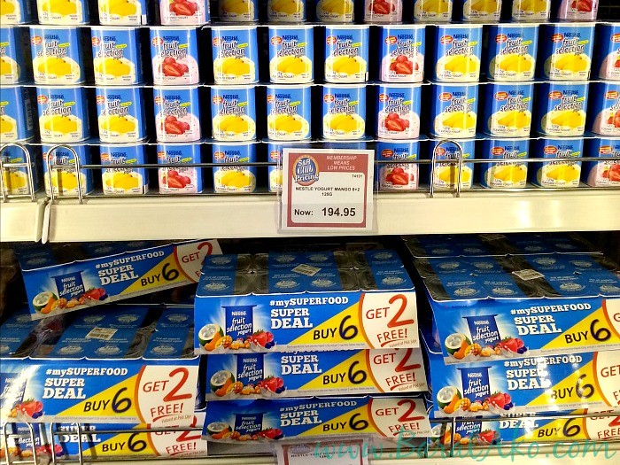 SnR June 3 Nestle Yogurt Buy 6 Plus 2