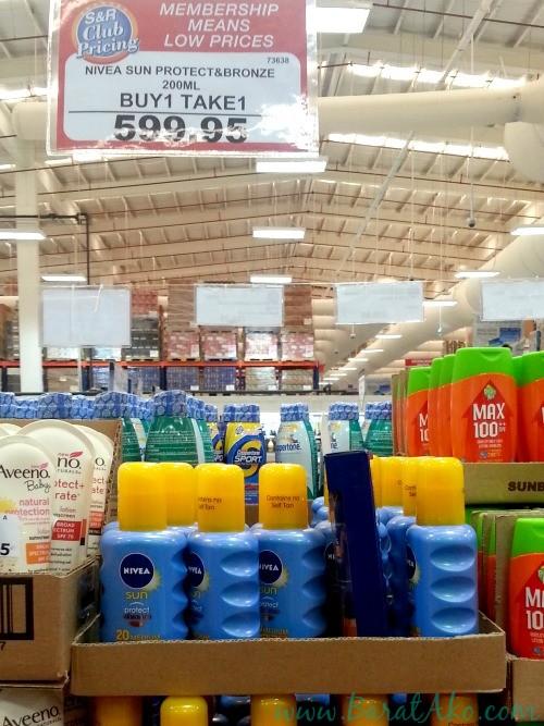SnR June 3 Nivea Sun Protect & Bronze Spray Buy 1 Take 1