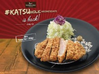 Tonkatsu by Terazawa July 1 Half Price Hire Set